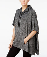 Style&Co. Style & Co. Melange Hoodie Poncho, Only at Macy's