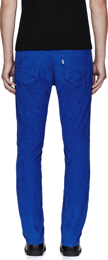 Levi's Corduroy 511 Slim-Fit Trousers