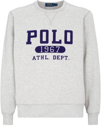 Ralph Lauren Varsity Logo Sweatshirt