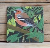 Bird Chaffinch Placemat 'Gloss'
