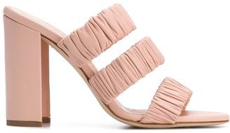 Chloe Gosselin Delphinium 100mm sandals