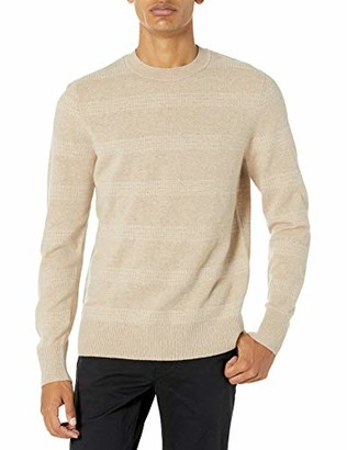 Theory Mens Wool Cashmere Sweater Glennis Crew