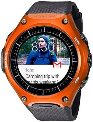 Casio 'Smartwatch' Quartz Resin Sport Watch