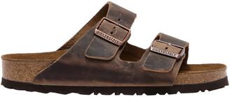 Birkenstock Arizona Oiled Nubuck Sandal