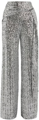 Roland Mouret Sequinned Jervis Trousers