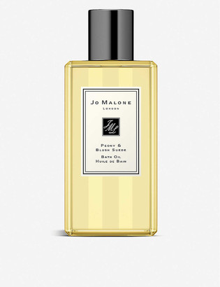 Jo Malone Peony and Blush Suede bath oil 250ml