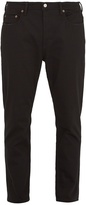Acne Studios River mid-rise tapered-leg jeans