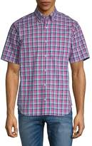 Tailorbyrd Men's Hendrix Button-Down Shirt