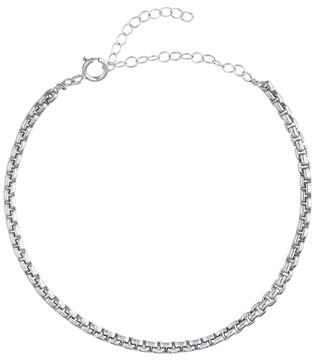 Kozakh Cam Box Chain Bracelet