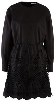 See by Chloe Geometric dress