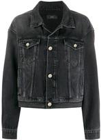Alanui Stonewash Denim Jacket