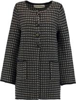 Goat Anoushka jacquard-knit wool jacket