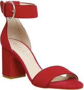 Office Marrakech Two Part Block Heels