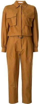 Rachel Gilbert Rian belted jumpsuit