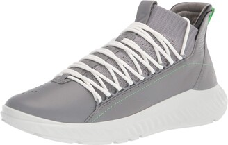 Ecco mens St.1 Lite Mid Cut Sneaker