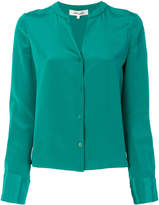 Diane von Furstenberg classic silk shirt