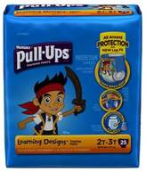Huggies Pull-Ups® Learning Designs® Jumbo 25-Count Disposable Boy's 2T in 3T Training Pants