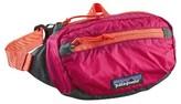 Patagonia Travel Belt Bag - Pink