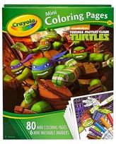 Crayola Mini Coloring Pages - Teenage Mutant Ninja Turtles