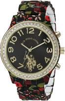 U.S. Polo Assn. Women's Quartz Metal and Alloy Watch