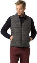 Tommy Hilfiger Tailored Collection Wool Channeled Vest