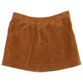 Isabel Marant Velvet Mini Skirt