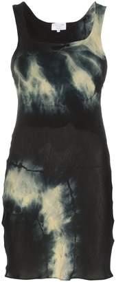 Collina Strada tie-dyed mini dress