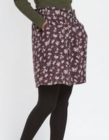 Fat Face Sienna Teatime Floral Skirt