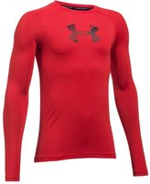 Under Armour Boys' HeatGear® Armour Long Sleeve