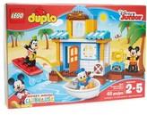 Lego Toddler Duplo Disney(TM) Mickey & Friends Beach House - 10827
