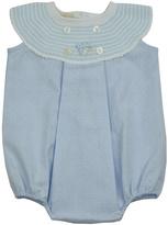 cesar blanco Blue Crocheted Onesie