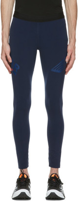 Soar Running Navy Elite Session Tight Sweatpants