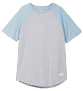 Tailor Vintage Short Sleeve Raglan Tee (Big Boys)
