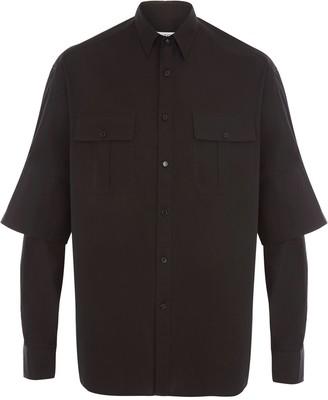 J.W.Anderson Layered Sleeves Shirt
