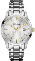 Bulova Men's Stainless Steel Watch - 98B241
