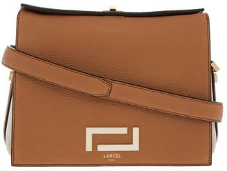 Lancel Pia De Lock Crossbody Bag