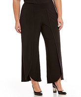 IC Collection Plus Peek A Boo Ankle Pant