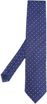 Pal Zileri printed dots tie