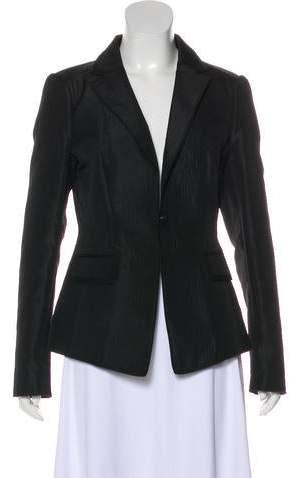 Ann Taylor Structured Long Sleeve Blazer