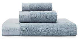 Frette Diamond Bordo Bath Towel