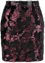 Vila NANAT Mini skirt black