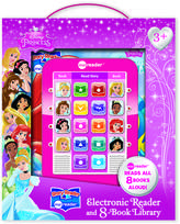 Princess Electronic Reader and 8-Book Library