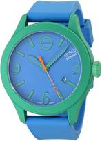 ESQ by Movado Women's 42mm Silicone Band & Case Quartz Analog Watch 07101456