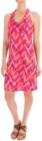 Ibex Kira Printed Dress - Merino Wool, Sleeveless (For Women)