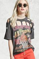 Forever 21 All Star Champions Graphic Tee