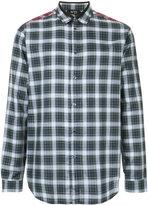No.21 plaid shirt