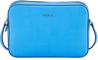 Furla Lilli XL Saffiano Leather Crossbody Camera Bag