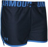 Under Armour YOUTH GIRLS HeatGear Athletic Loose Running Shorts (S 8)