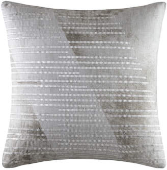 Kas Printed Marble Splice Cotton Cushion