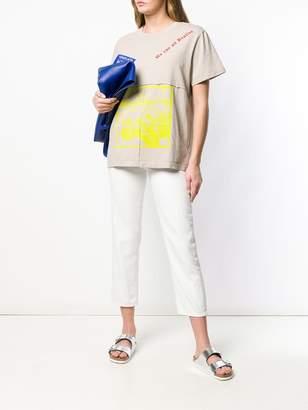 Eckhaus Latta We Can All Realize T-shirt